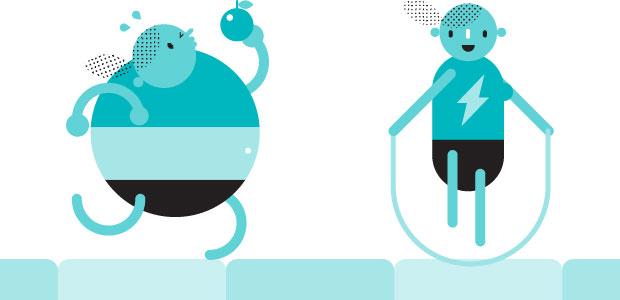 Sozinho, exercício não emagrece, mas aumenta músculo e limita fome