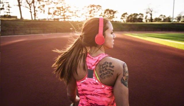 A importância da musica para exercícios físicos.
